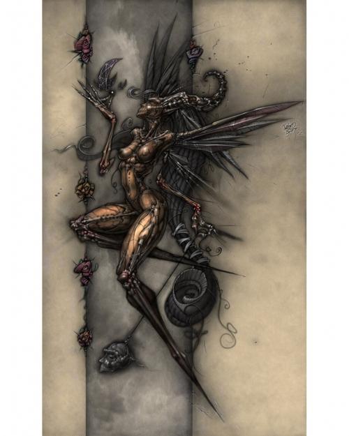 necroptic faerie shop