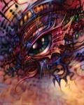 Eye of the Storm digital art by David Bollt