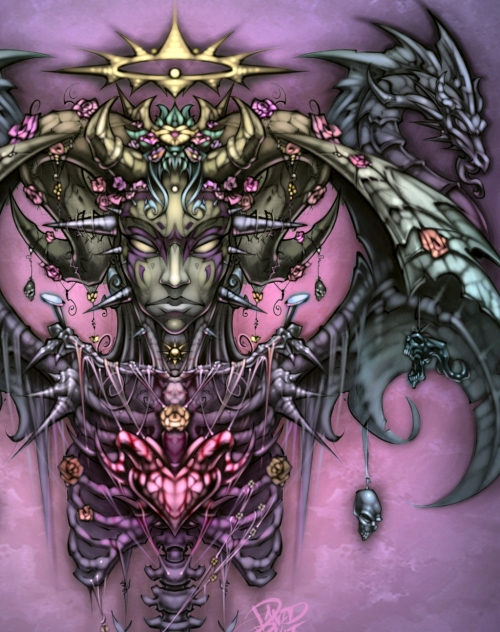 Dragon Queen 3