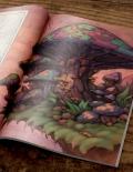 David Bollt mushroom fantasy art