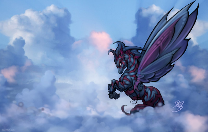 Pegasus by David Bollt