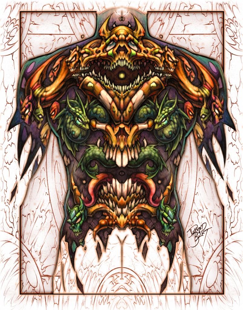 Mask of the Horned God