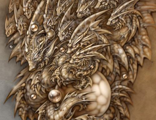 Fractal Dragon